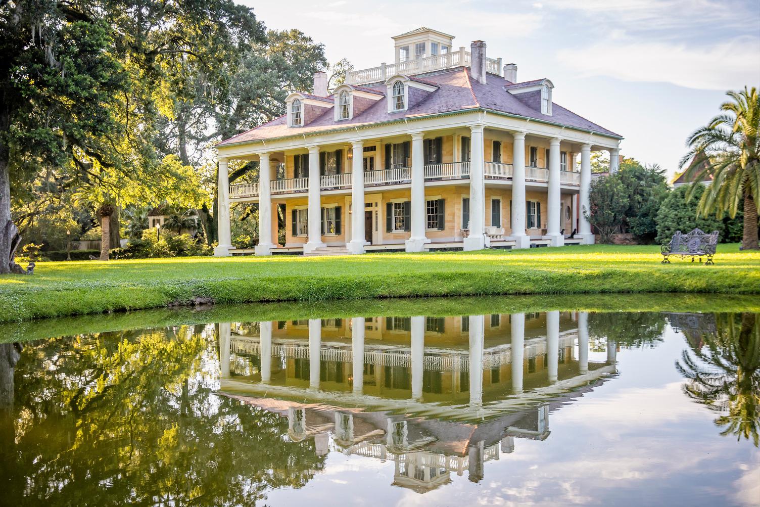 The Crown Jewel of Louisiana